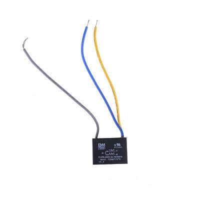 Cbb61 Start Capacitor Fan Start Capacitor 1.5uf-2.5uf Ac250v 5060hz Ez