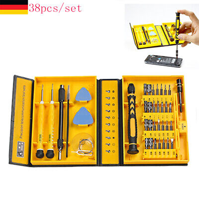 Iphone Tool Kit (38 tlg/set Handy Reparatur Werkzeug Tool Kit Schraubendreher für Phone iPhone DE)