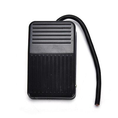 Ac 250V 10A Pldt No Nc  Antislip Power Foot Pedal Switch Pl