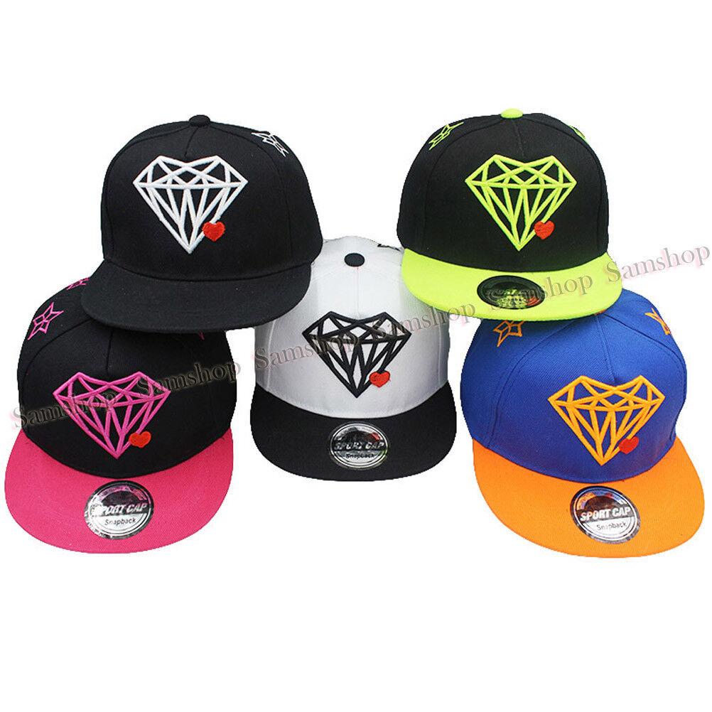 Toddler Kids Superhero Camo Hat Baseball Cap Boys Girl Snapback Flat Peaked Hats