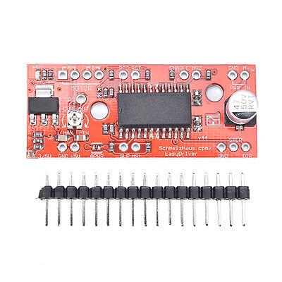 A3967 Easy Driver Shield Stepper Motor Driver Module V44 For Arduino 3d Prinv