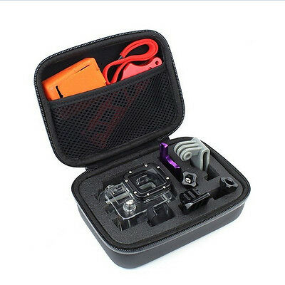 Small Size Shockproof Protective Carry Case Bag For GoPro Hero 2 3 3+ 4 *
