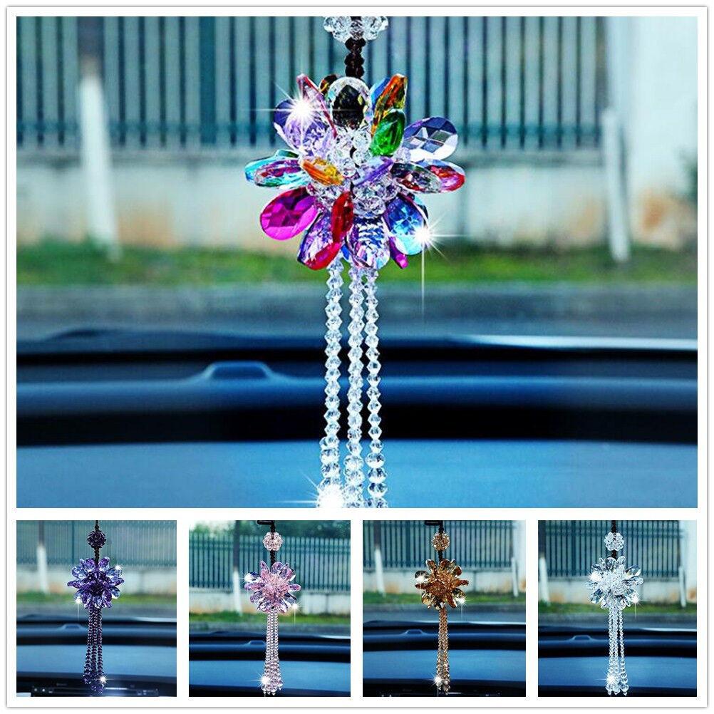 New Auto Car Rearview Mirror Pendant Interior Obsidian Decor Hanging Ornament