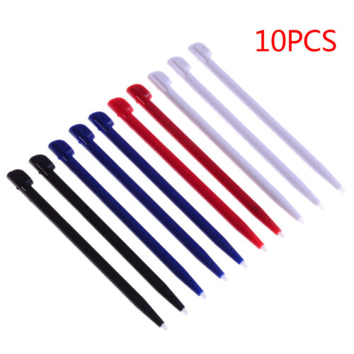 10Pcs Colorful Stylus Pen For Nintendo DSi NDSi Game HICA