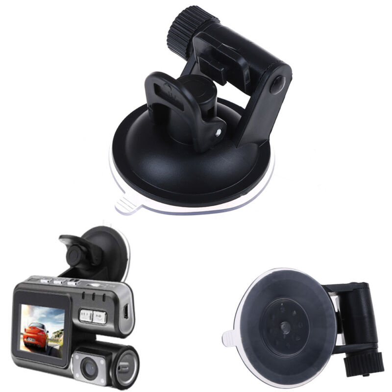 T type car video recorder suction cup mount bracket holder stand for dash cam~OJ