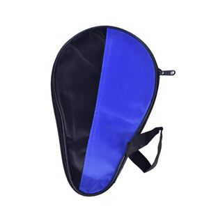 1X Waterproof Table Tennis Racket Ping Pong Paddle Bat Bag Pouch Ball Bag Case-*