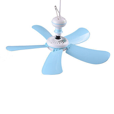 220v Ceiling Fans (Super SilentMini Portable ceiling fan mosquito net electric fan Large wind)