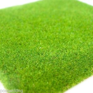Handmade-Dark-Green-Grass-Mat-Landscape-Scale-Train-Model-OO-Scale-100x25x0-2cm