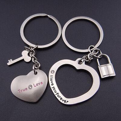 """Брелок """"I Love You"""" Heart+ Key"""