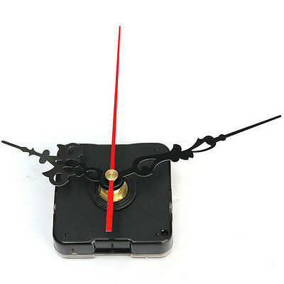 1Set Quartz Clock Movement Mechanism DIY Kit Battery Powered Hand Tool Set <P