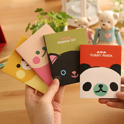 One Animal Cute Sticker Bookmark  Marker Memo Flags Sticky Notes Sgdn