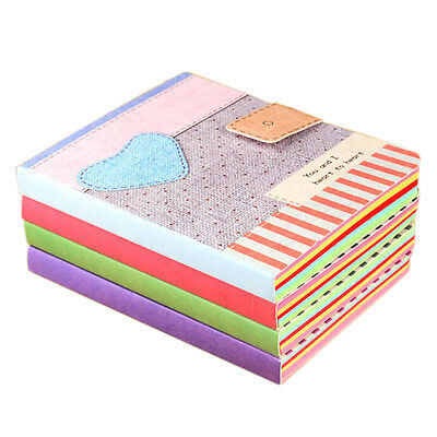 Cartoon Notepad Notebook Writing Paper Diary Journal Memo Stationery Gifts Gs