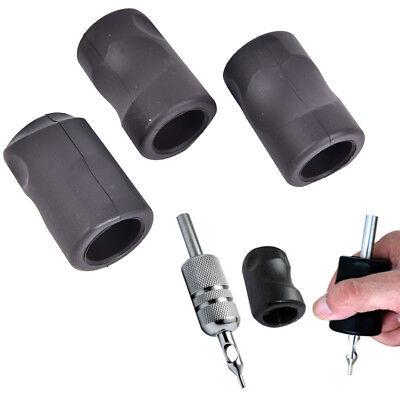 Professical  Silicone Rubber Tattoo Machine Gun Grip Cover Handle Holder PX