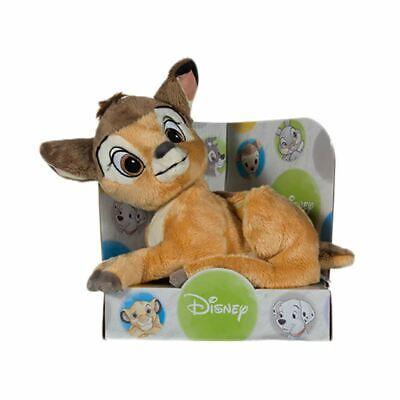 "Disney Bambi Plush Soft Toy on Plinth - 10"" Classics Range Posh Paws"
