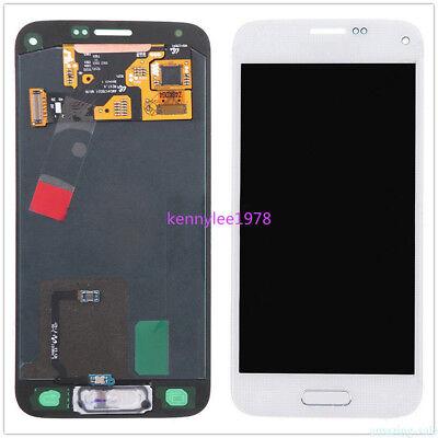 For samsung Galaxy s5 mini SM-G800F G800 Écran Lcd display Touch Screen Blanc  comprar usado  Enviando para Brazil