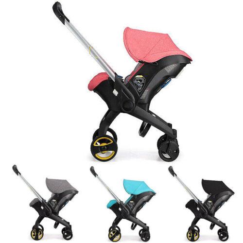 Portable Newborn Baby Stroller 3 in 1 Car Safety Seat Stroll
