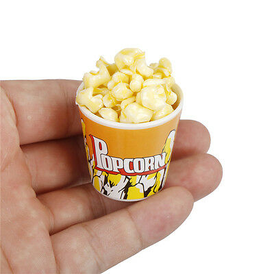 1/6  Blythe Dollhouse Miniature A Bucket of Popcorn Toy HF
