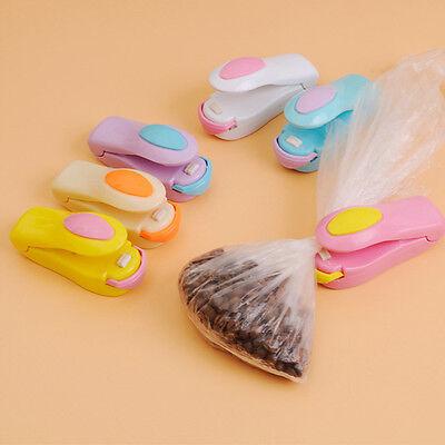 Mini Portable Heat Sealing Machine Plastic Bag Impluse Sealer Handheld Tool Oj