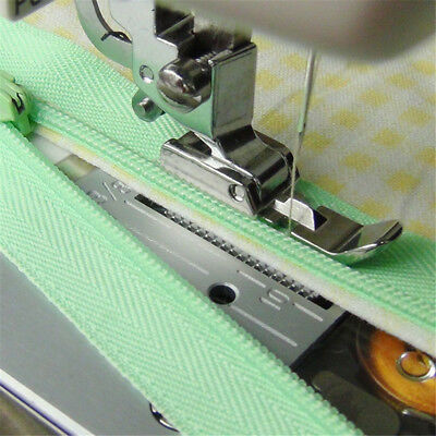 Zipper Sewing Machine Foot Zipper Sewing Machine Presser Foot Low Shank Snap JKH