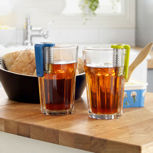 Reusable tea infuser stainless steel Tea Strainer Teapot tea