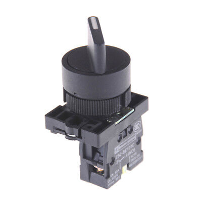 Xb2-ed21 Onoff 2 Position Rotary Select Selector Switch 1 No 10a 600v Acnius