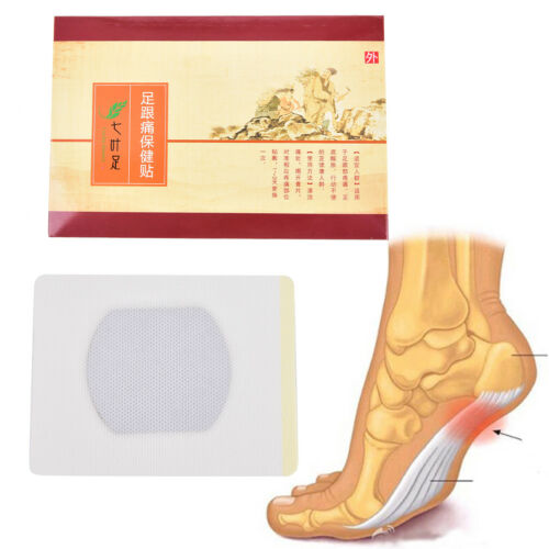 Heel Spur Pain Relief Patch Herbal Calcaneal Spur Rapids Chinese ^Herbal Patches