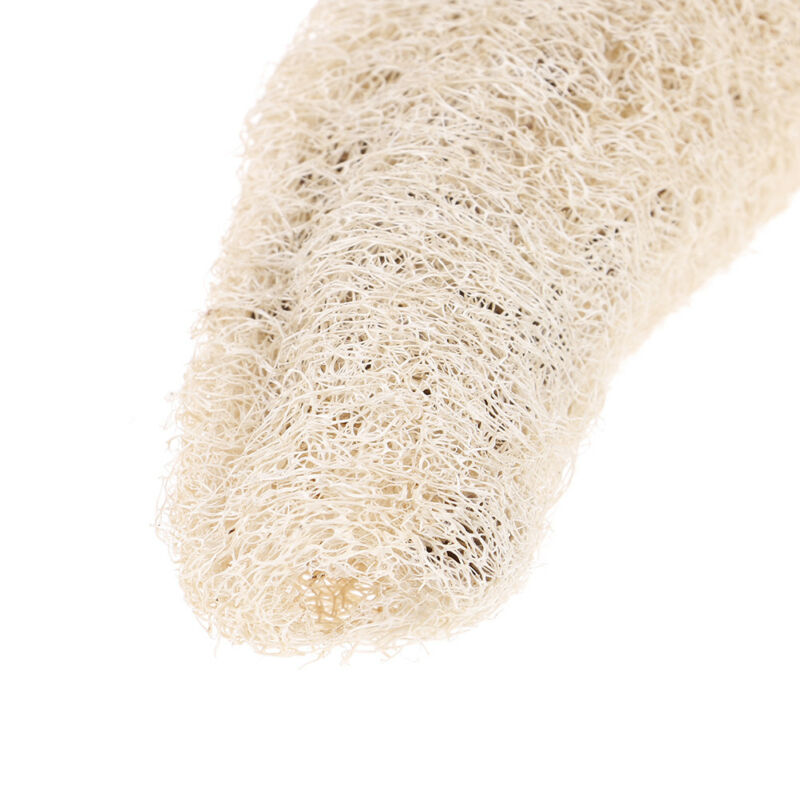 Natural Unprocessed Luffa Loofah Antibacterial Loofah Bath Body Scrub In VV - $5.48