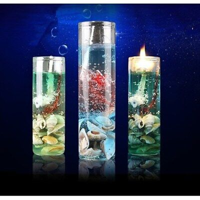 Romantic Smokeless Ocean Seashell Aroma Candle for Wedding Party Home Decoration