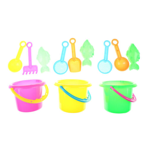 4XTiny Beach Sand Shovel Tool Toys Play sand Bucket For Kids Outdoor Toy ^P QP 1