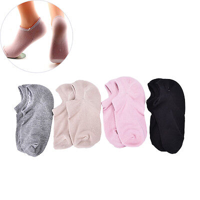 1Pair Silicone Moisturizing Gel Heel Socks Cracked Foot Skin Care Protectors Qw