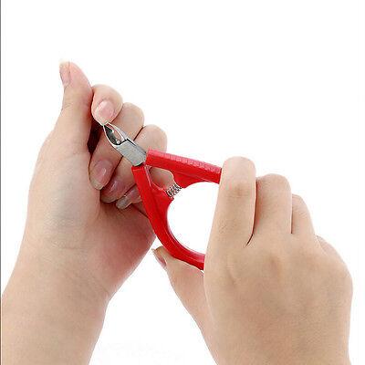 Maniküre Clipper Nagelhaut Trimmer (Häutchen Nipper Cutter Clipper Nagel Maniküre Trimmer Harte Haut Remover Too Tn)