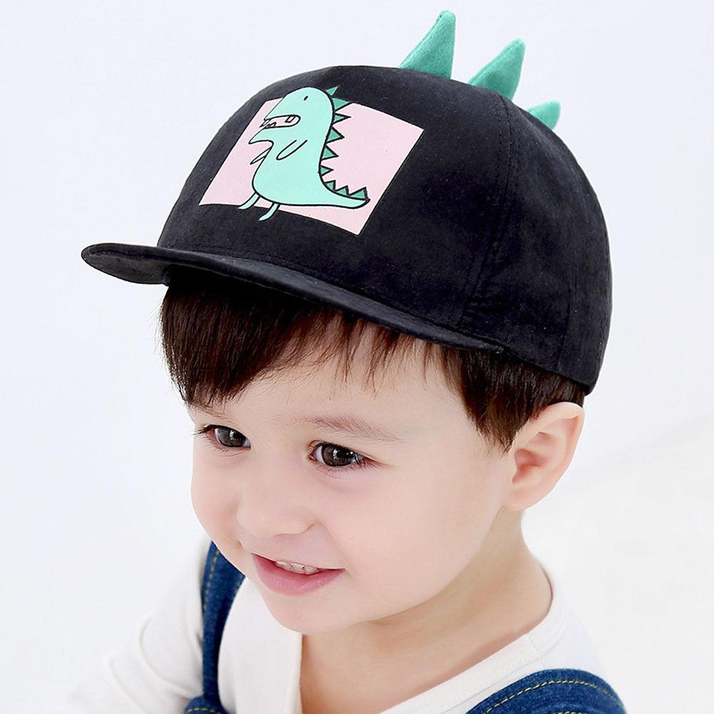 Toddler Kids Boy Girl Hat Toddler Peaked Baseball Hat Infant Snapback Caps Gifts