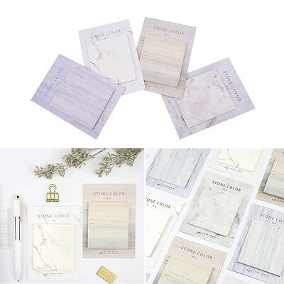 Self-adhesive Memo Pad Index Flag Sticky Notes Bookmark School Office Supply Ce