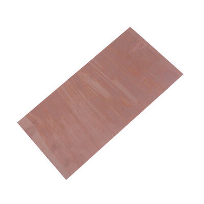 99.9 Pure Copper Cu Metal Sheet Plate 0.5mm200mm100mm St