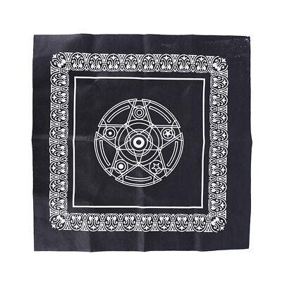 49*49cm pentacle tarot game tablecloth board game textiles tarots table cover -ʃ