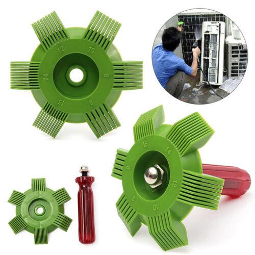 HVAC/AUTO Radiator Fin Comb Straightener Air Conditioner & Condensers 8-15mm!!
