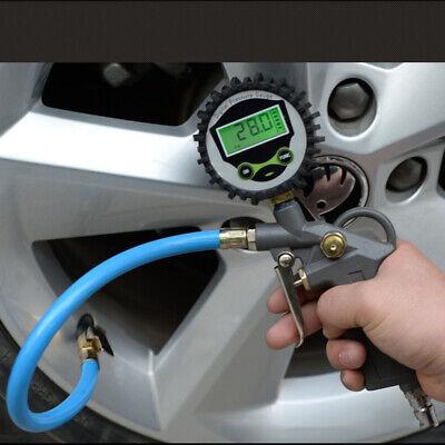 Profi Reifenfüllpistole Luftdruckprüfer Druckluft Reifenfüller 0-18 BAR