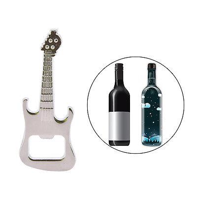 Abrebotellas guitarra llaveros metal cocina bar cerveza novedad herramie_Z2