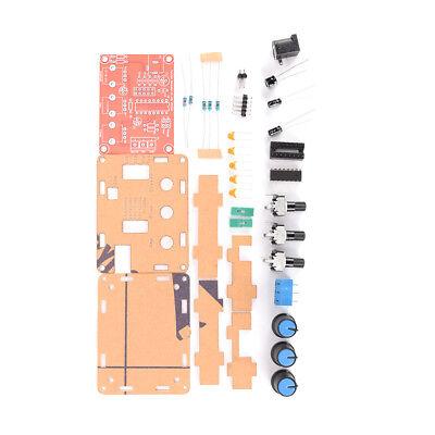 Xr2206 Function Signal Generator Sine Triangle Square Wave 1hz-1mhz Kit Di Xx48