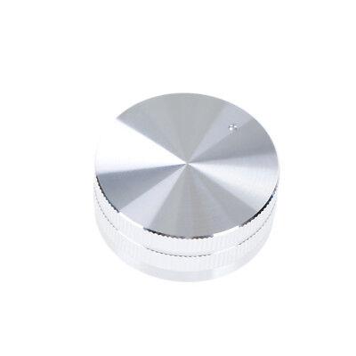 40x16.5 Aluminum Volume Control KNOB CD Amplifier potentiometer Eg