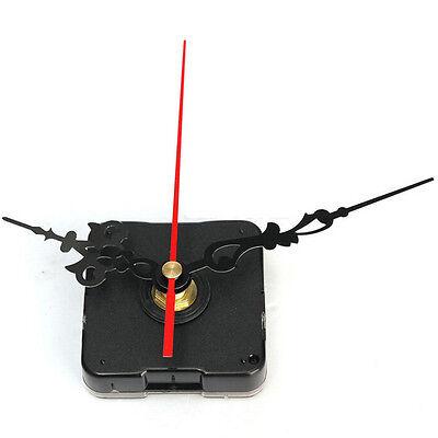 1Set Quartz Clock Movement Mechanism Diy Kit Battery Powered Hand Tool Setlr