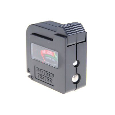 BT-860 Universal Battery Volt Tester Checker AA/AAA/C/D/9V/1.5V Button CellFBTS