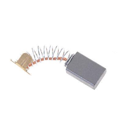 2pcs 15x10x6mm Carbon Brushes Repairing Part Generic Electric Motor New BLUS - $4.60