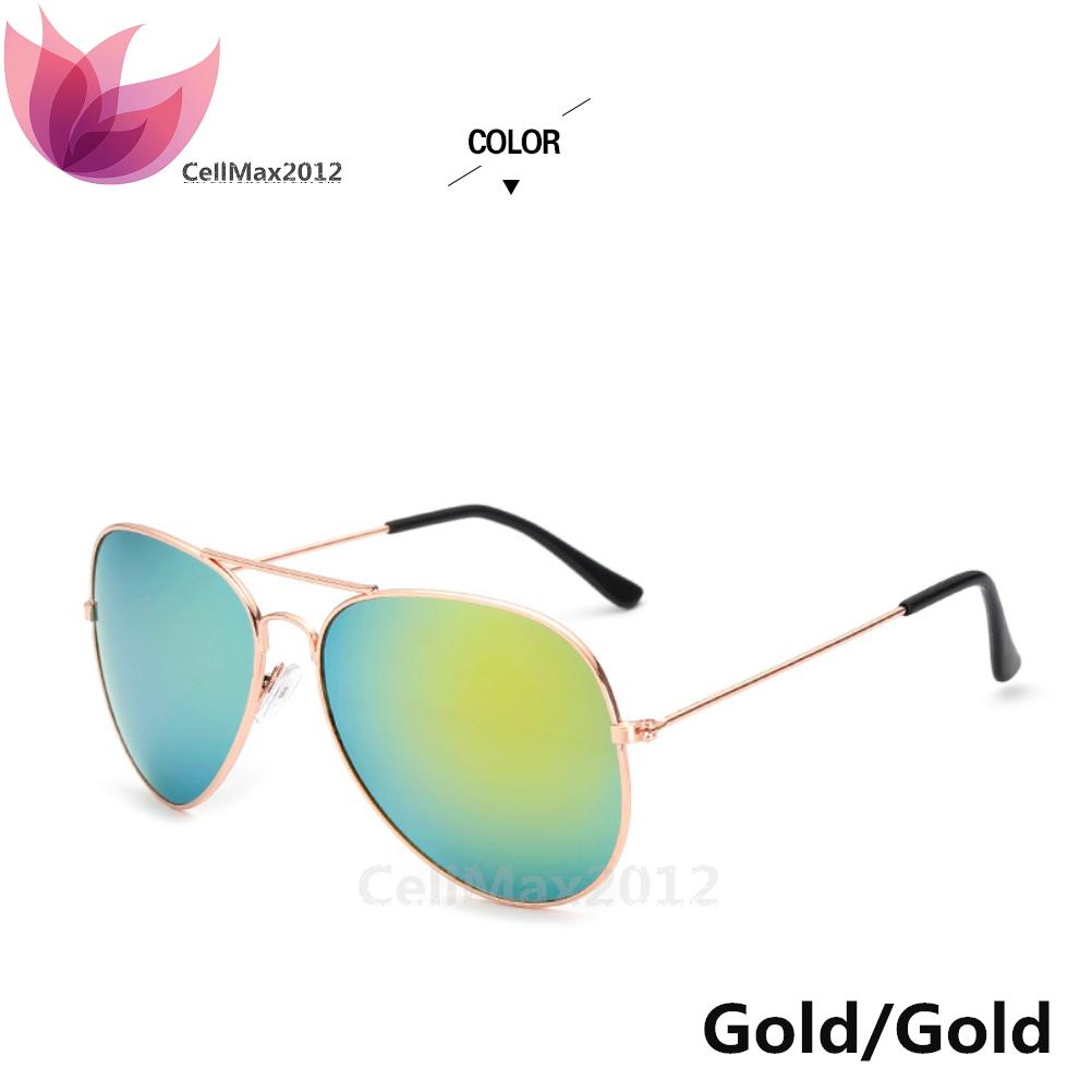 Gold / Gold Lens