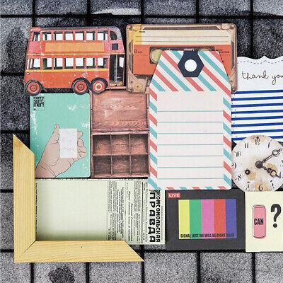 32pcsset Kawaii Retro Weekly Plan Sticky Notes Memo Pad Diy Note Pad Bh
