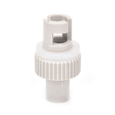 Light gray inflatable boat kayak air foot pump hose valve adapter accessories YJ
