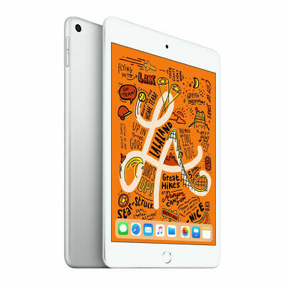 Apple iPad mini (2019) MUQX2 64GB Wifi - Plata