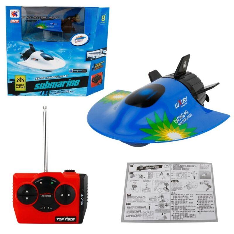 Mini Micro Radio Remote Control RC Submarine Ship Boat Toy G