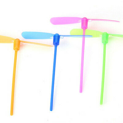3x Dragonfly Flying Led Spinning Light-up Traditional Colorful Children Toys SFS