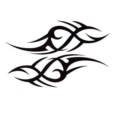 Body Art Cool 3D Men Sleeve Tattoo Arm Temporary Totem Tattoo Stickers VV - $5.37